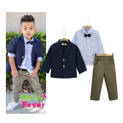 ID414-เสื้อ+กางเกง+เสื้อตัวนอก 7 ชุด /แพค ไซส์ 2-8T