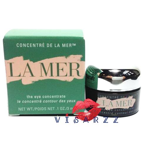 (Tester) La Mer The Eye Concentrate 3 mL แบบกระปุก อายครีมที่ช่วยลดเลือนริ้วรอย และรอยคล้ำรอบดวงตา