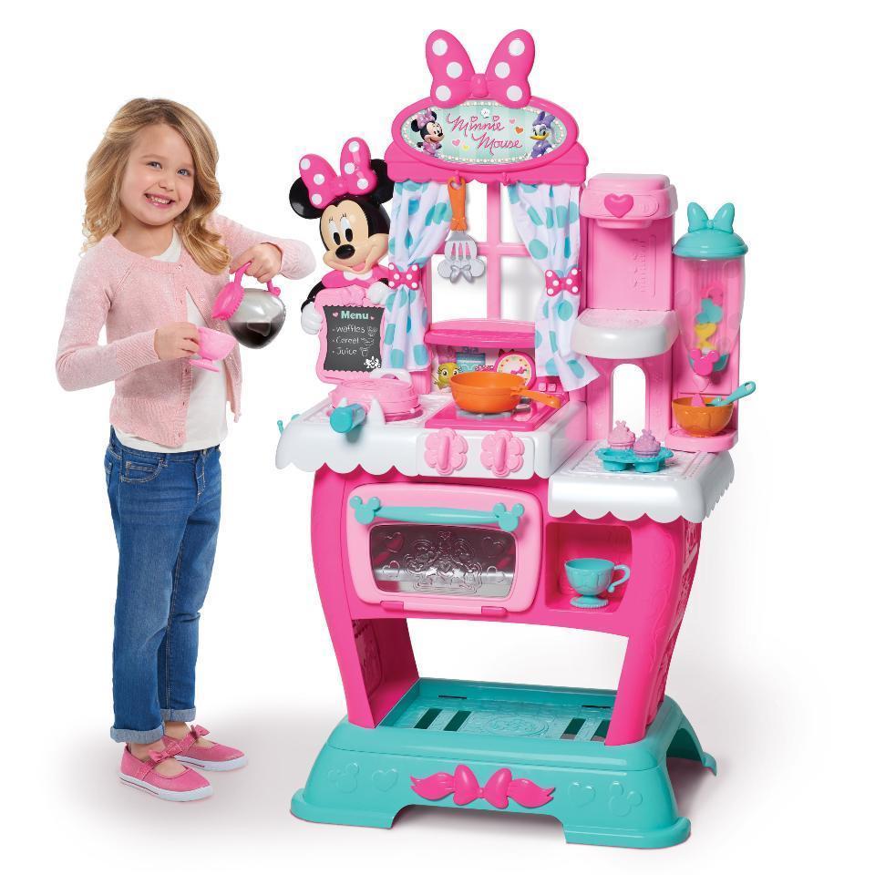 ชุดครัวจำลองสุดน่ารัก Just Play Minnie's Happy Helpers Brunch Cafe