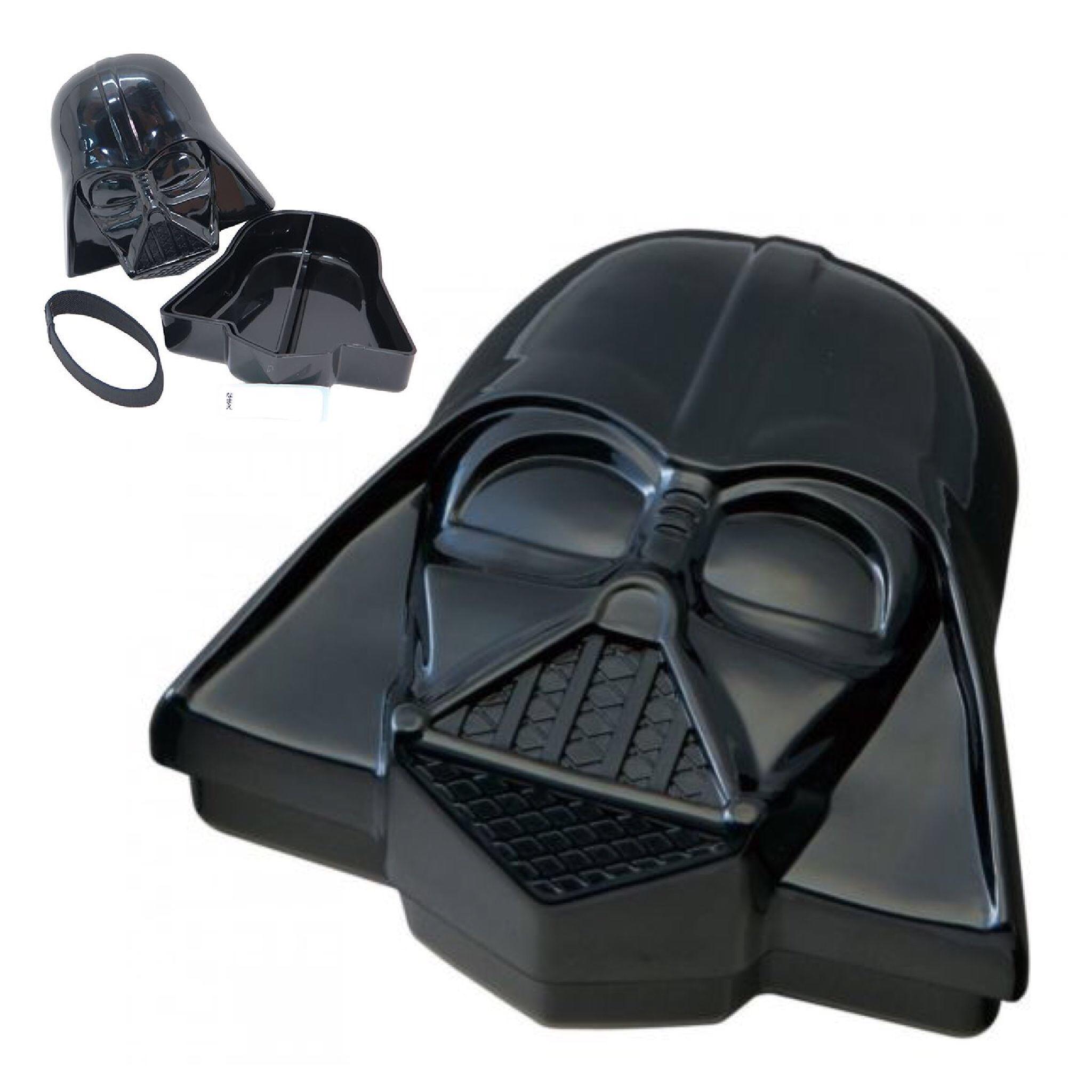 กล่องบรรจุอาหารกลางวันและของว่าง Skater Bento Lunch Box (Star Wars Darth Vader)