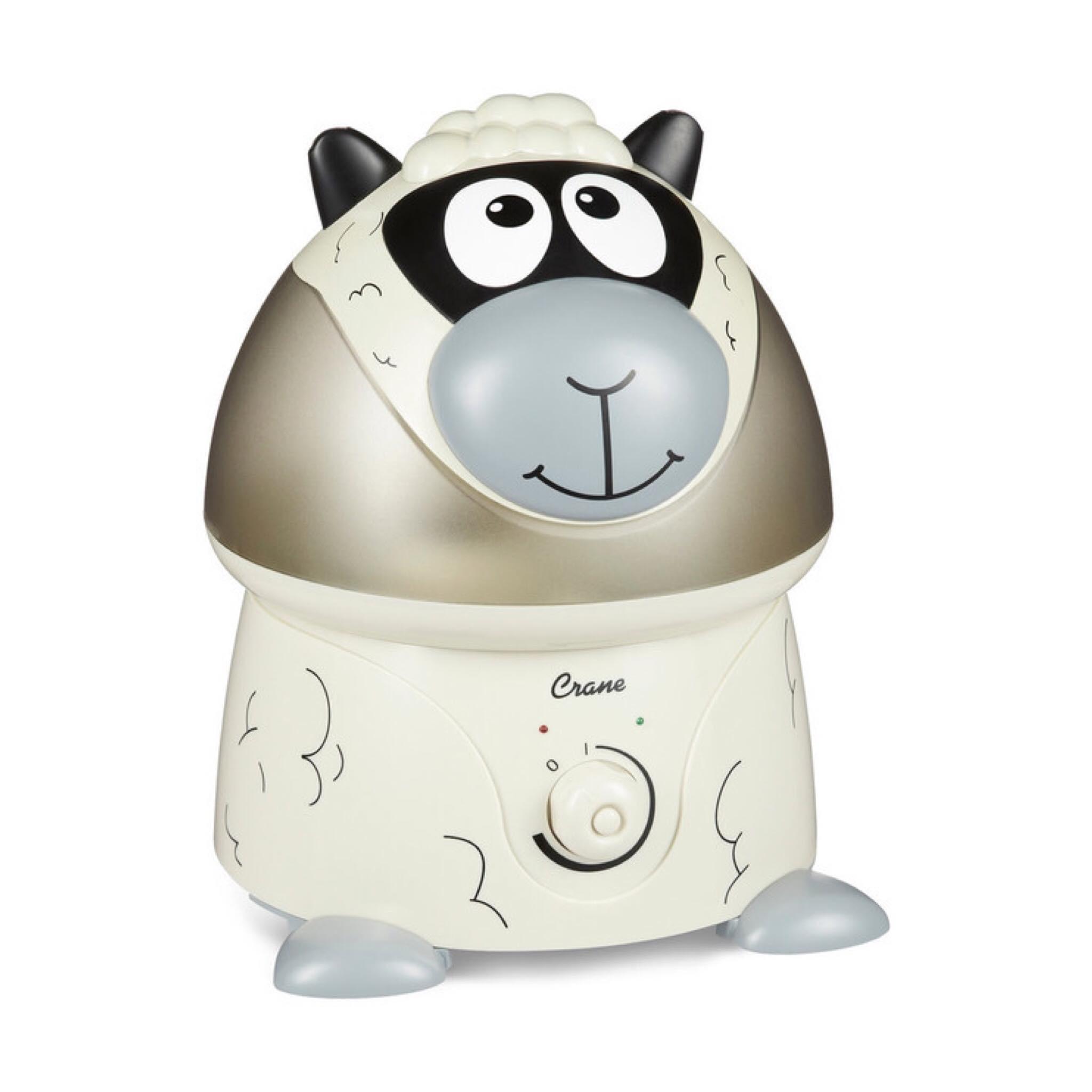 เครื่องสร้างความชื้นในอากาศ Crane USA รุ่น Adorable Ultrasonic Cool Mist Humidifier (Sidney the Sheep)