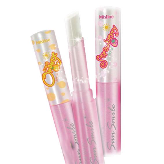 mistine sunsmile pink megic lip มิสทีน ซัน สไมล์ พิ้ง เมจิก ลิป