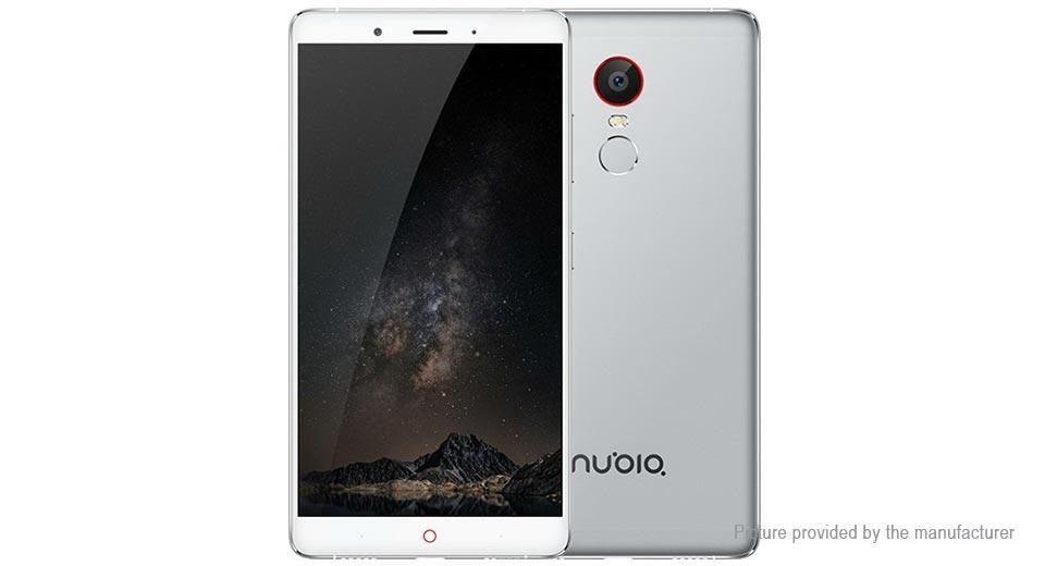 ZTE Nubia Z11 MAX แรม4GB รอม64GB Snapdragon 652 จอ 6 นิ้ว(สีขาวเงิน)เลิกจำหน่ายแล้ว
