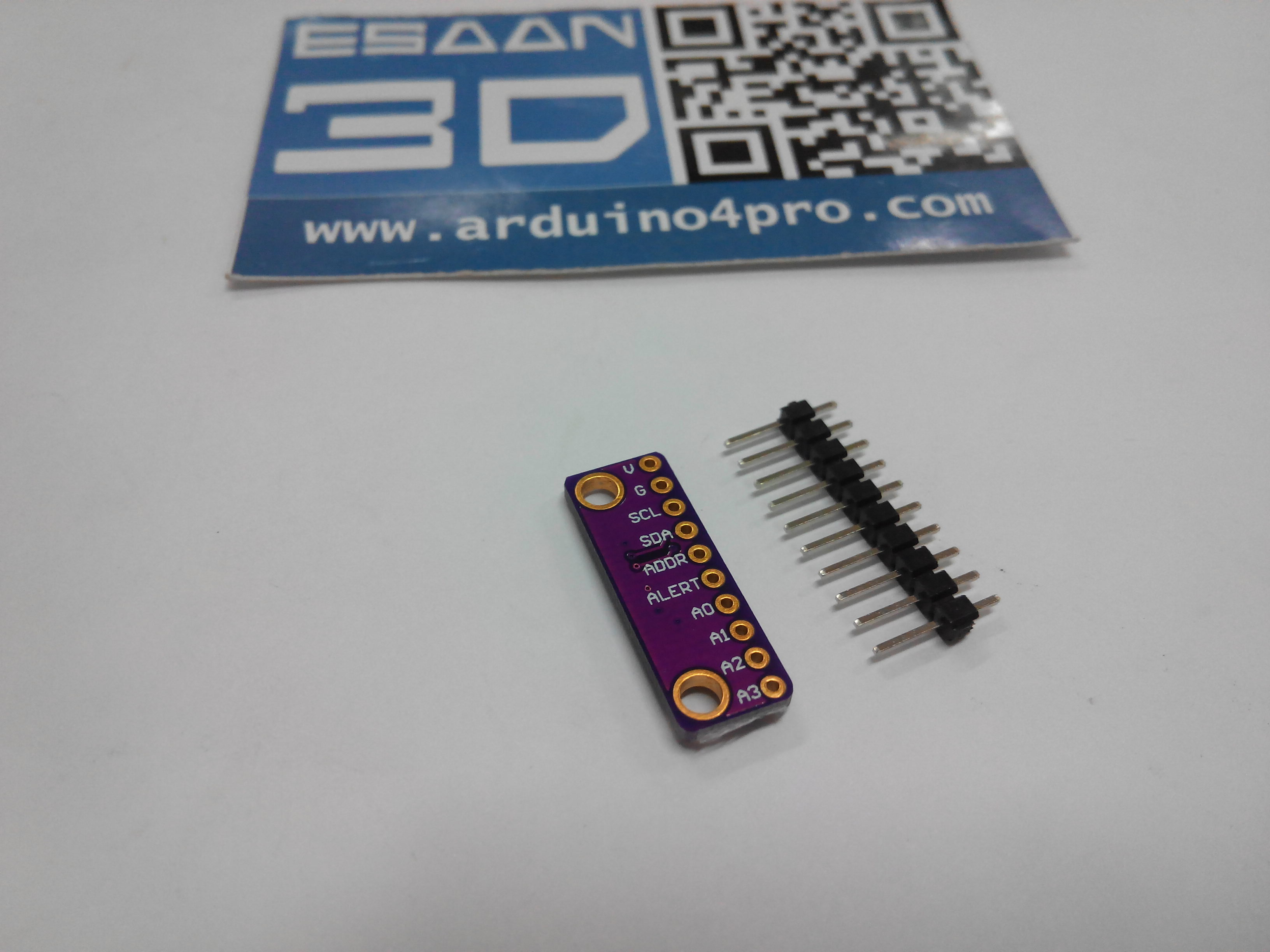 16 Bit ADC 4 channel Module I2C ADS1115