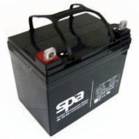 Battery 12V.33 AH For Backup (ค่าจัดส่งกรุณาติดต่อก่อนสั่งซื้อ)