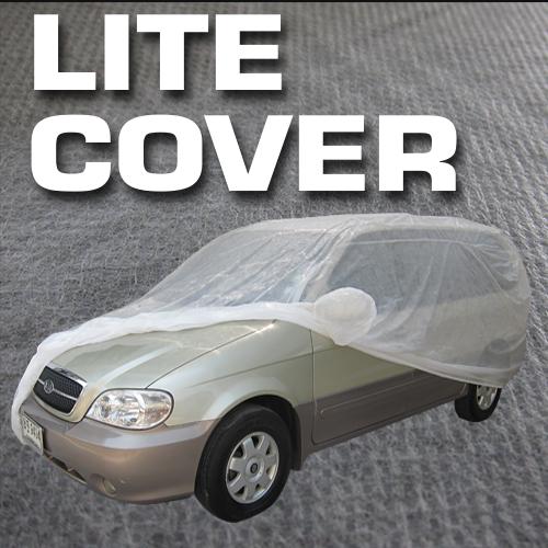 รุ่น Lite Cover สำหรับ รถตู้