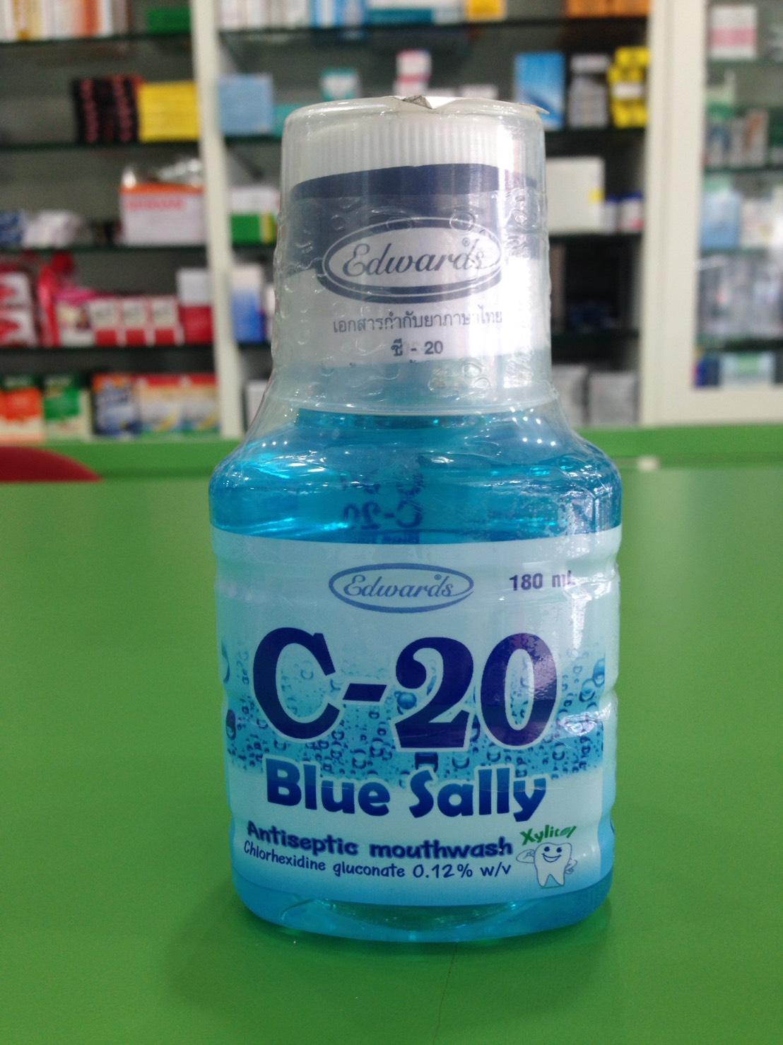 C-20 BLUE 180ml.