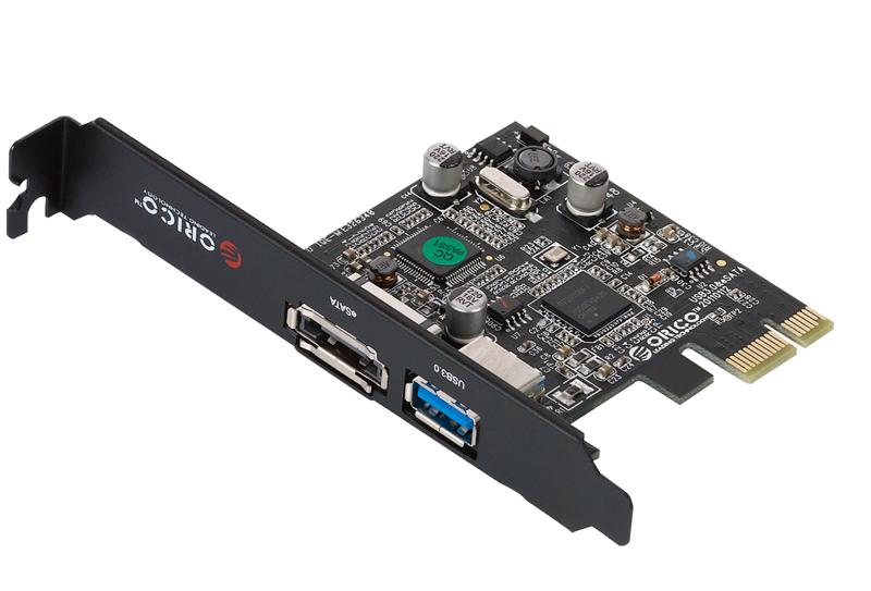 ORICO PNU3539-U3E desktop PCI-Express slot with PM function