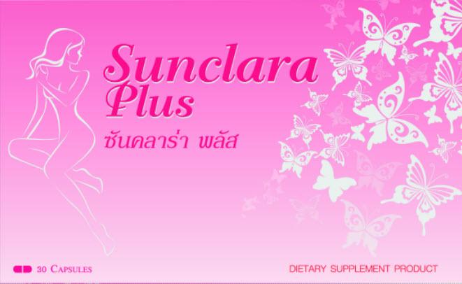 SunClara Plus ซันคลาร่าพลัส ของแท้ ราคาถูก ปลีก/ส่งโทร 089-778-7338-088-222-4622 เอจ
