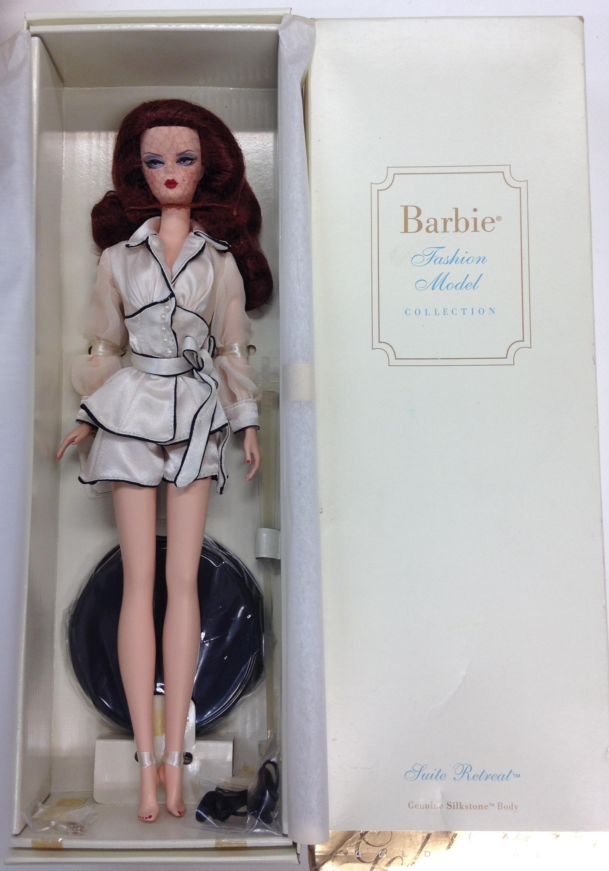 """Barbie fashion model collection """"Juite Retreat"""""""