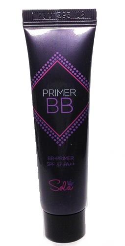Sola BB Primer SPF37 PA++ 10 ml.