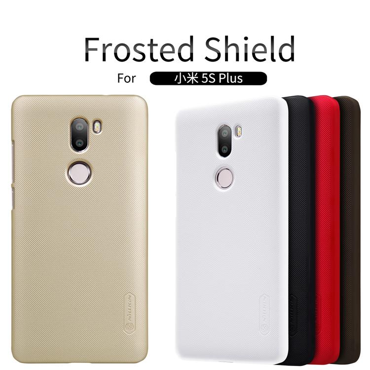 เคส NILLKIN Super Frosted Shield Xiaomi Mi 5s Plus แถมฟิล์มติดหน้าจอ
