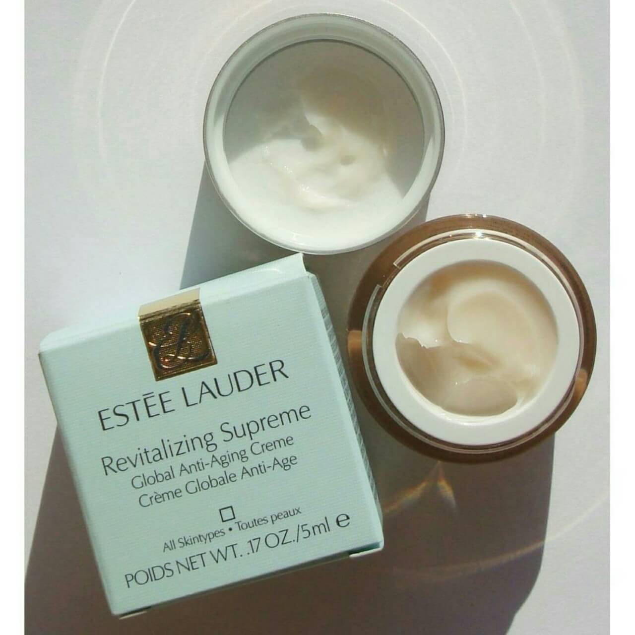 Estee Lauder Revitalizing Supreme Global Anti-Aging Creme 5ml.