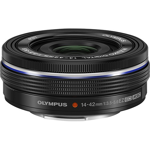 Olympus EZ-1442 M.Zuiko Digital ED 14-42mm f/3.5-5.6 Standard Wide Zoom Lens