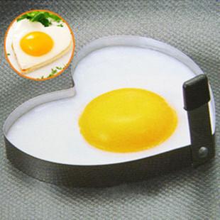 พิมพ์ไข่ดาวรูปหัวใจ
