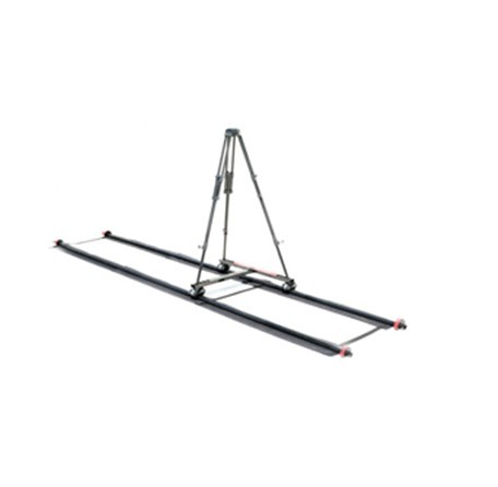 CAMTREE 3-Minute Video Camera Tripod Dolly and Track (CH-3M-D)