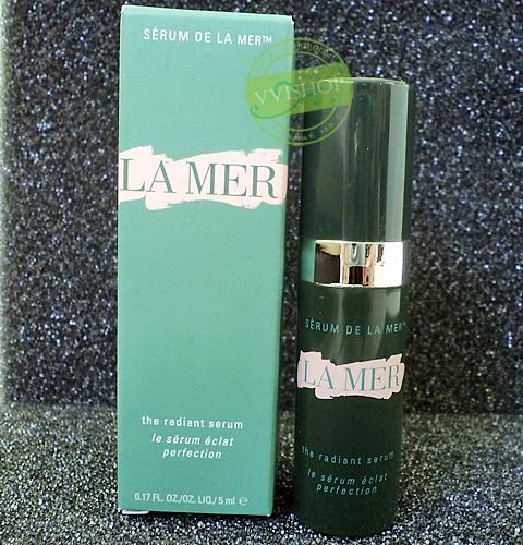 La Mer The Regenerating Serum 5 ml ผลิตภัณฑ์สูตรน้ำหนักเบาซึ่งเหมาะกับทุกสภาพผิว ชะลอความร่วงโรยแห่งวัย ถนอมผิว *พร้อมส่ง*