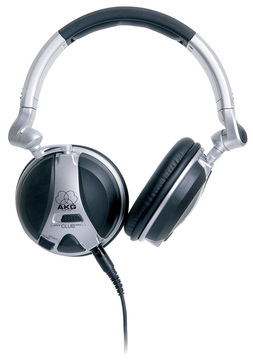 AKG K 181 DJ - Professional Closed-Back DJ Headphones with 3D-Axis Folding Mechanism