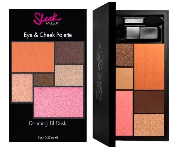 Sleek Eye & Cheek Palette #027 Dancing Til Dusk