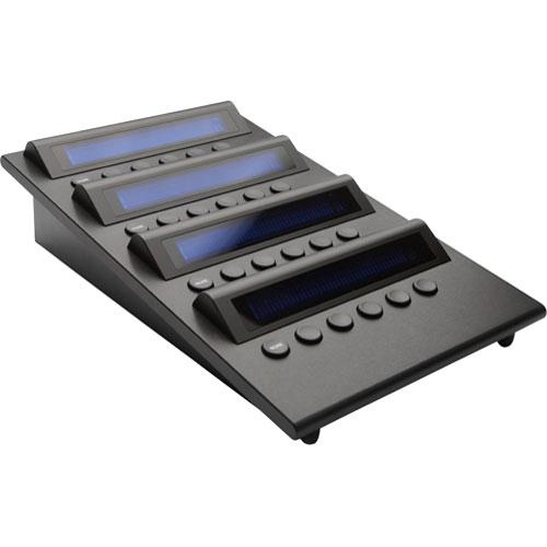 Tangent Devices CP200-S Selection Panel