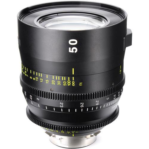 Tokina 50mm T1.5 Cinema Vista Prime Lens รองรับ E-Mount, Focus Scale in Feet