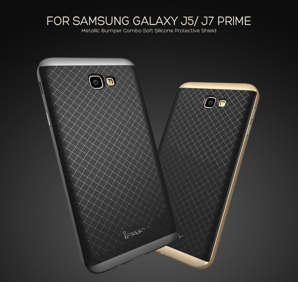 เคสกันกระแทก iPAKY ToBeOne Series (Ver.1) Galaxy J7 Prime