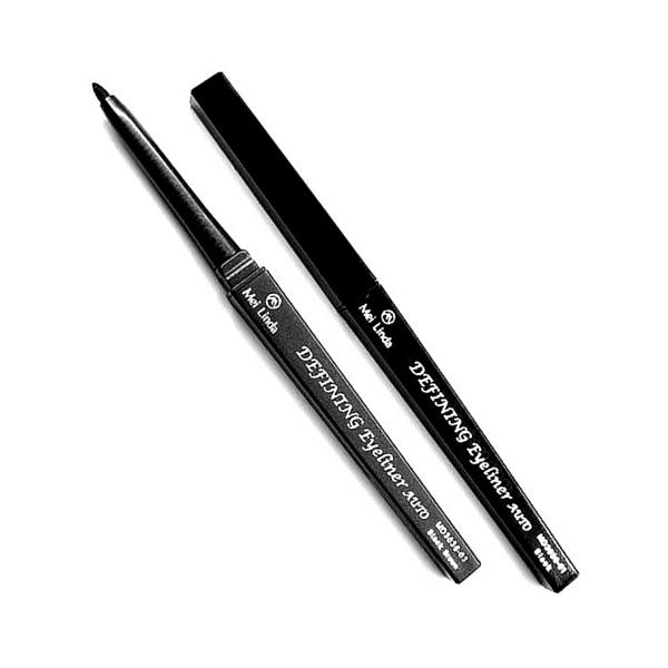 Mei Linda Defining Eyeliner Auto - Black