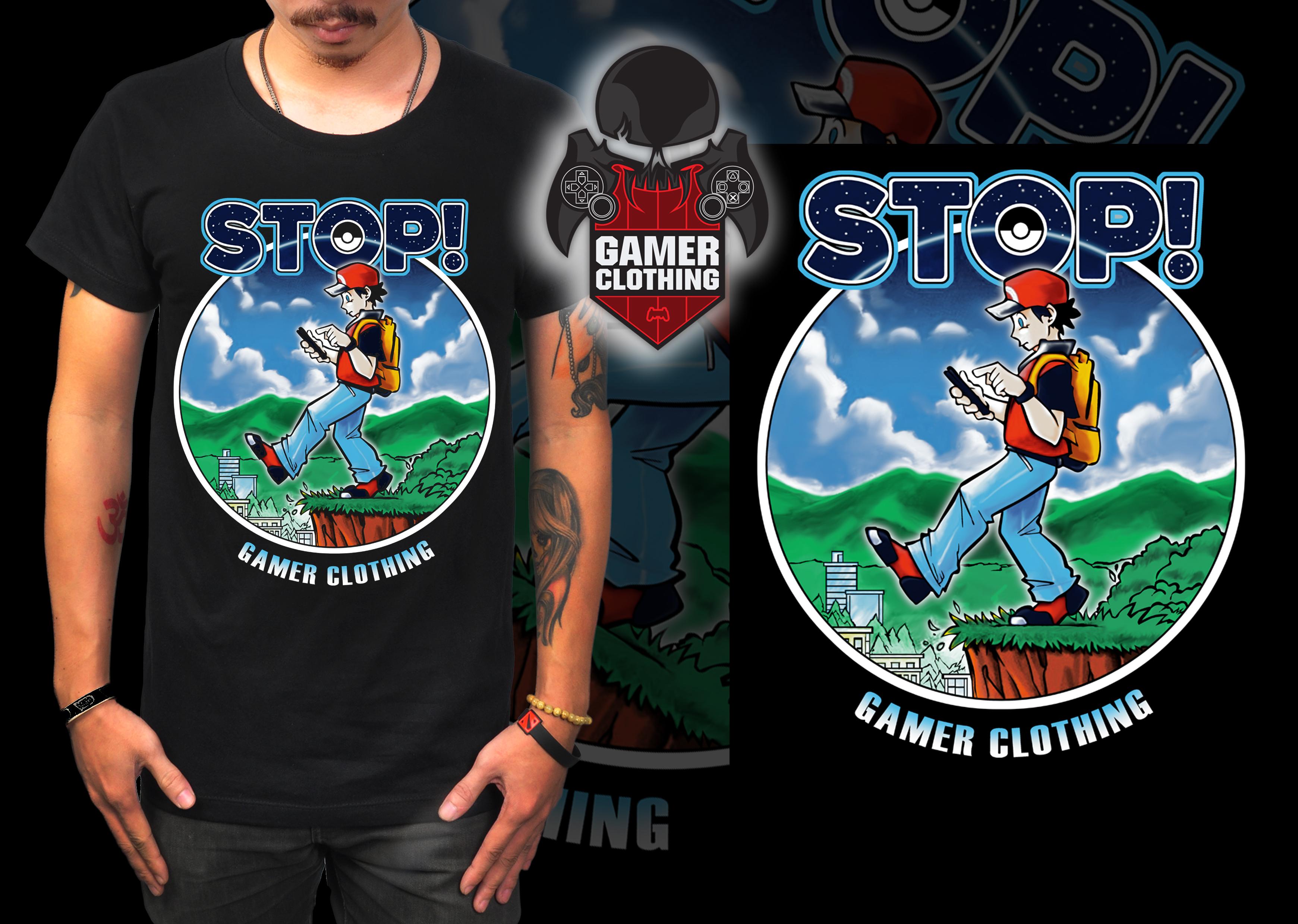 Poke Stop T-Shirt