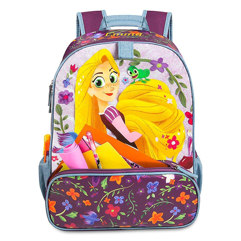 กระเป๋าเป้นักเรียนขนาด 16 นิ้ว Rapunzel Backpack - Tangled