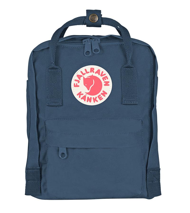 กระเป๋า Fjallraven Kanken Mini สีน้ำเงิน Royal blue พร้อมส่ง