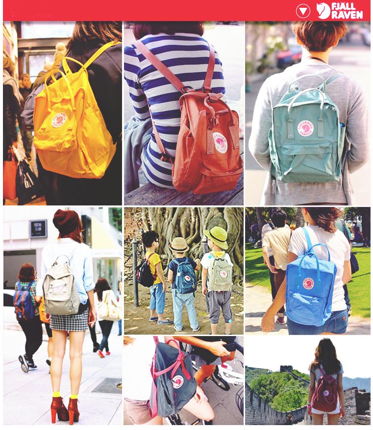 กระเป๋า Kanken รีวิว