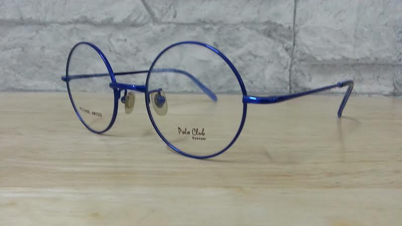 POLO club pc 5488 กรอบแว่นตาพร้อมเลนส์ มัลติโค๊ตHOYA ป้องกันรังสีคอม