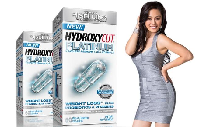 HydroxyCut Platinum วิตามินควบคุมน้ำหนักยอดนิยม