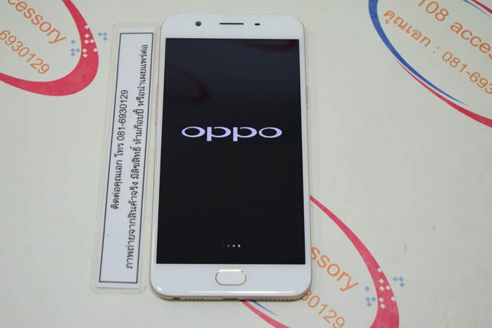 ขาย Oppo F1S Gold (A1601) 32GB แรม 3GB 4G เครื่องสวย ประกันเหลือยาว