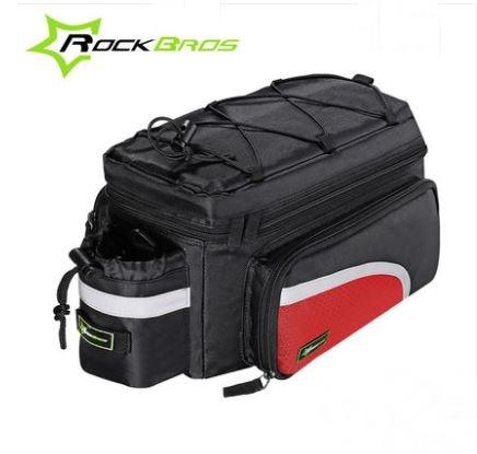 กระเป๋าท้ายตะแกรงหลัง Rockbros
