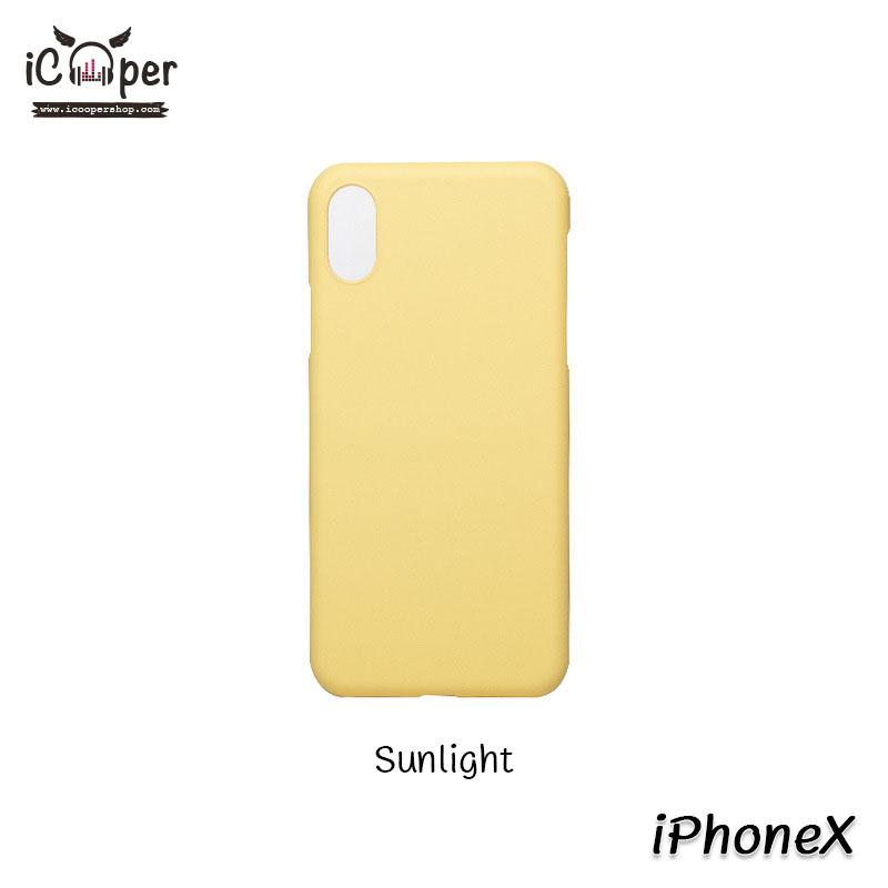 MAOXIN Makkalong Case - Sunlight (iPhoneX)