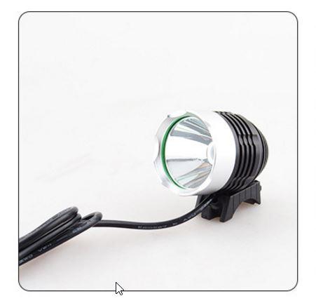 ไฟหน้า T6 USB 1200 LM