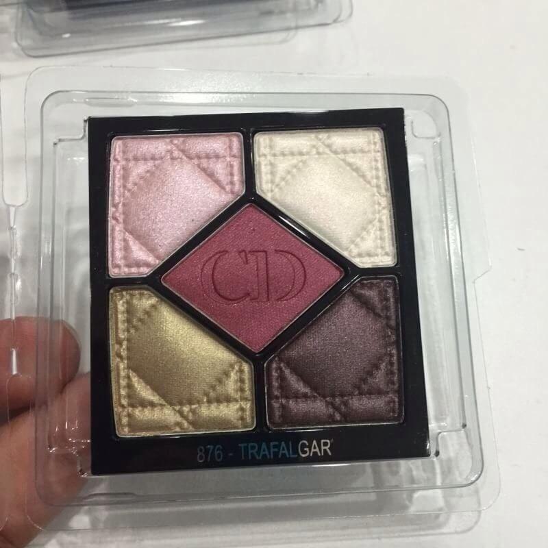 #Dior อายแชร์โดว์ demo ขนาดเท่าไซส์จริงค่า สีสวยๆทั้งนั้นเลย. ****ของมีจำกัด****