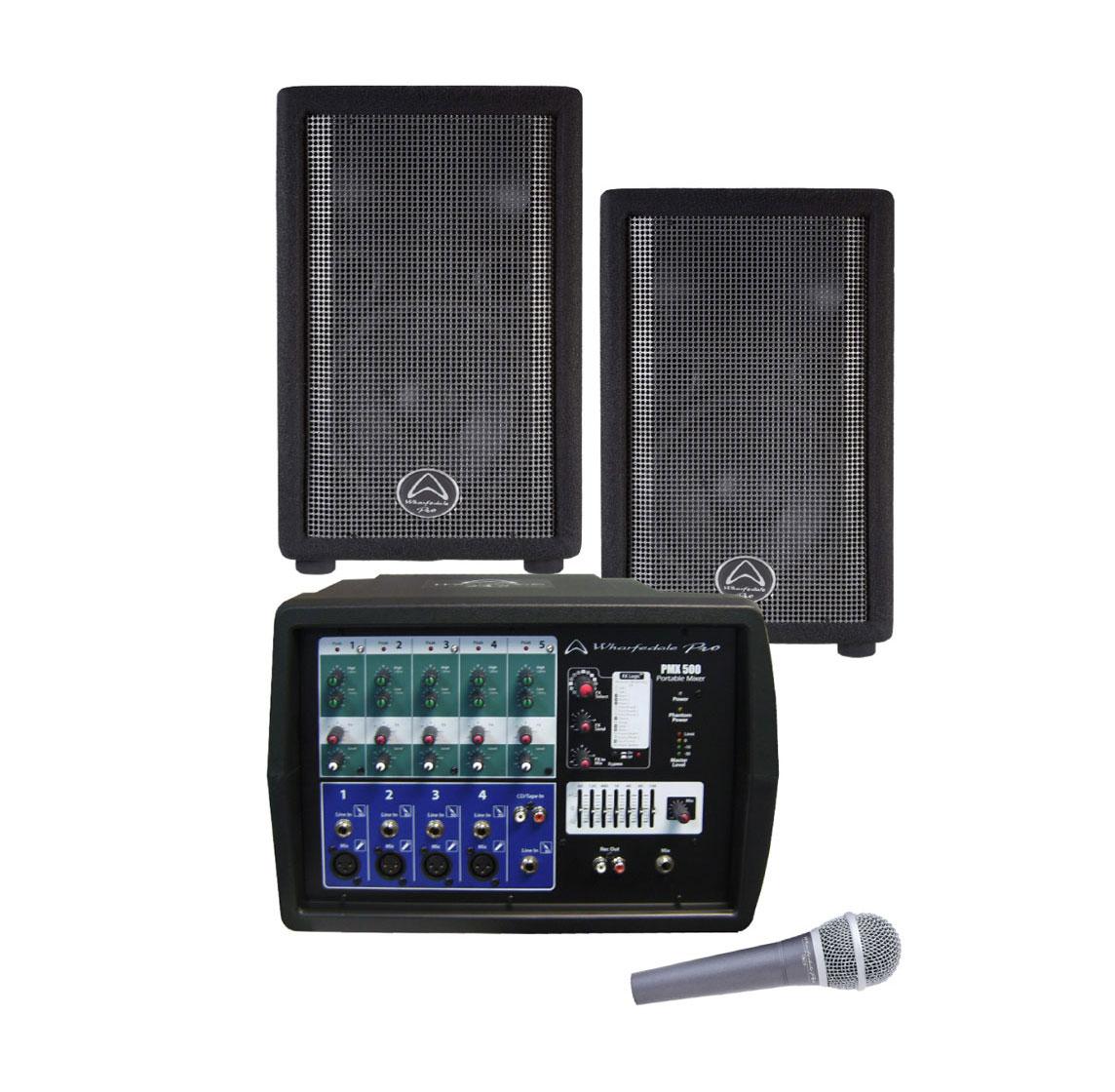 PMX-500 System