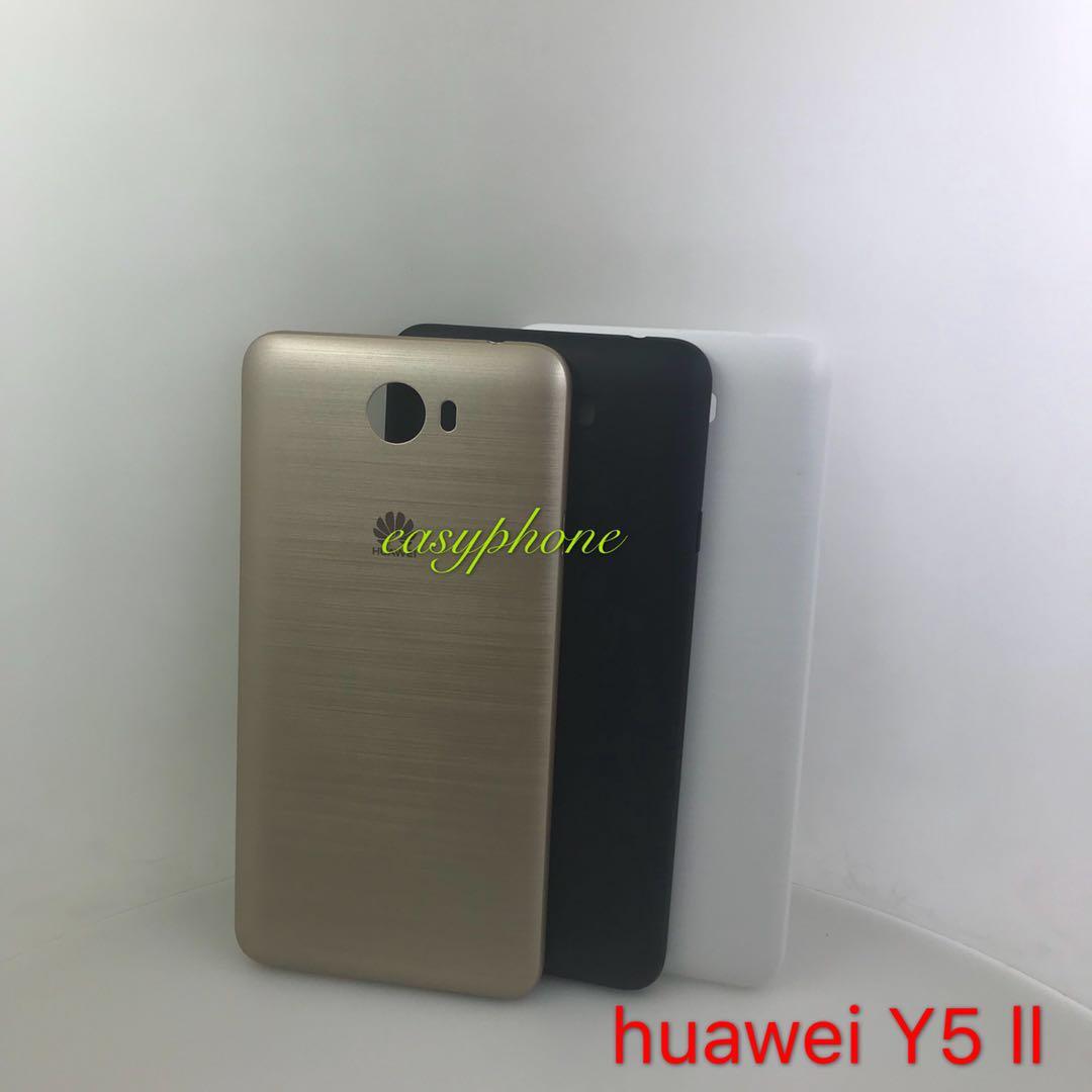 ฝาหลัง Huawei Y5ll CUN-L22 // มีสี ดำ,ขาว,ทอง