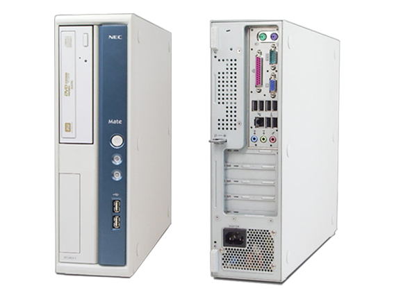 คอมมือสอง ยี่ห้อ NEC Core2 Q9400 Ram2 HD160 VGA