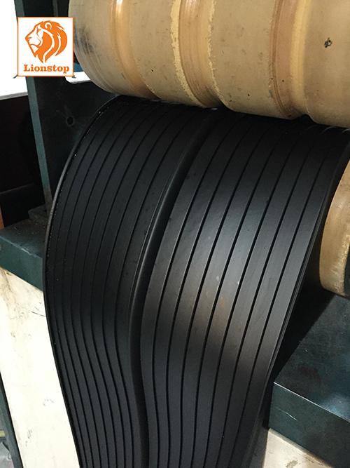 PVC วอเตอร์สต๊อป แบบมีครีบ S12a กว้าง 12 นิ้ว (25 เมตร)