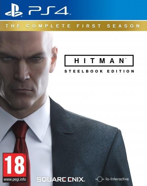 Hitman The Complete First Season Steelbook Edition