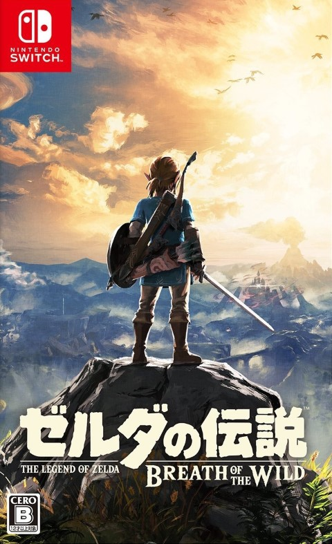 The Legend of Zelda: Breath of the Wild (JAP / ENG)