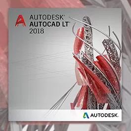 AutoCAD LT 2018 (1 ปี การใช้งาน)