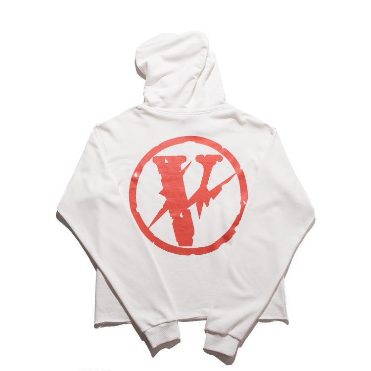 เสื้อ VLONE x Hoodie Sweatshirt A$AP