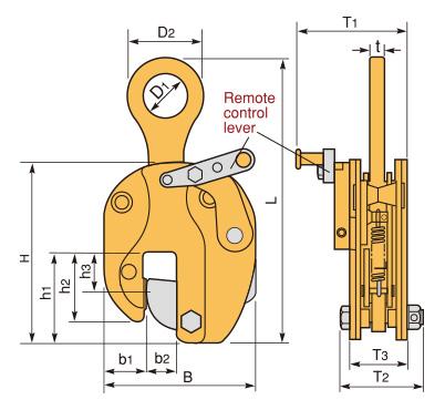 Lifting Clamp - แคล้มยกเหล็ก [Supertool]