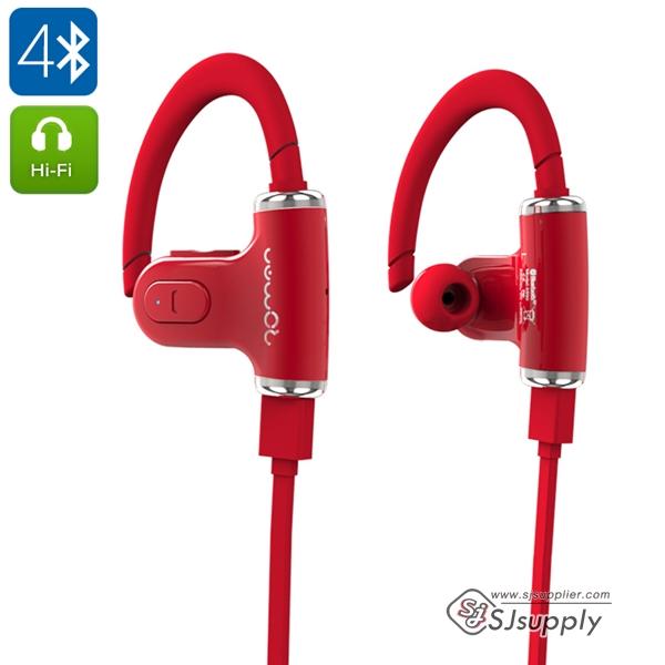 หูฟังบลูทูธ Bluetooth Headset รุ่น S530 สีแดง ลดเหลือ 550 บาท ปกติ 790 บาท