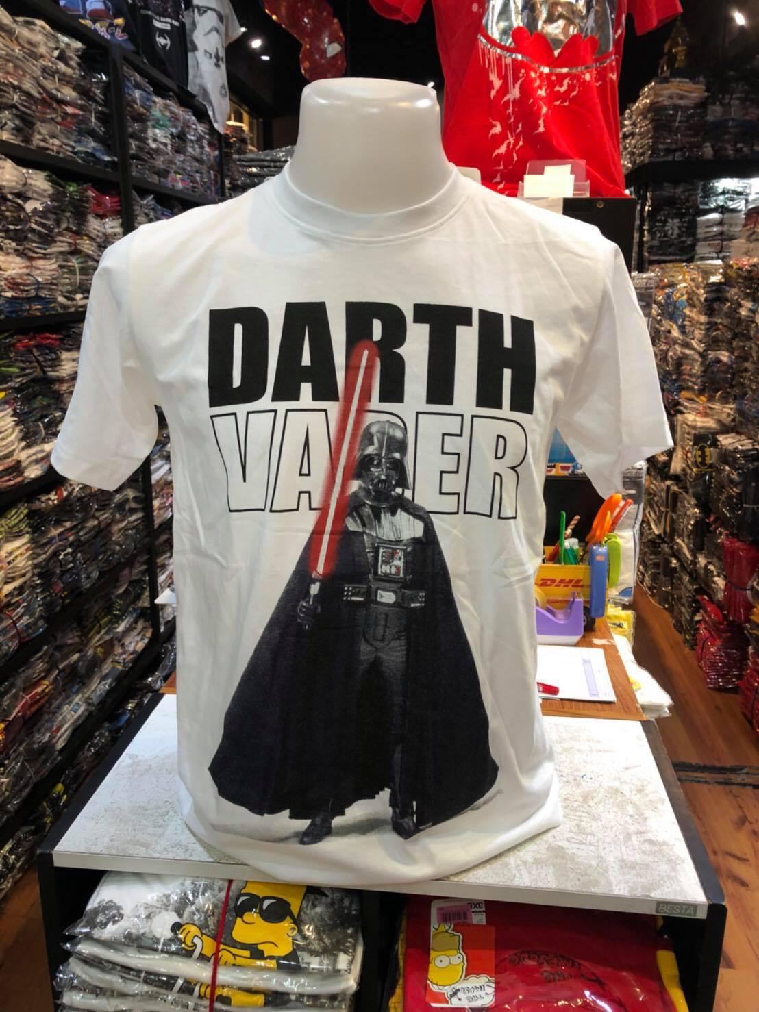 สตาร์วอร์ สีขาว (Darth Vader Light Saber White)