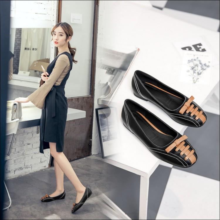 Preorder รองเท้าแฟชั่น สไตล์เกาหลี 34-43 รหัส 55-7395
